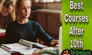 Best Courses After 10th class