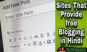 best website for blogging