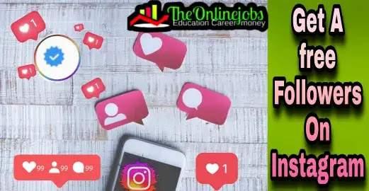 Free instagram followers instantly