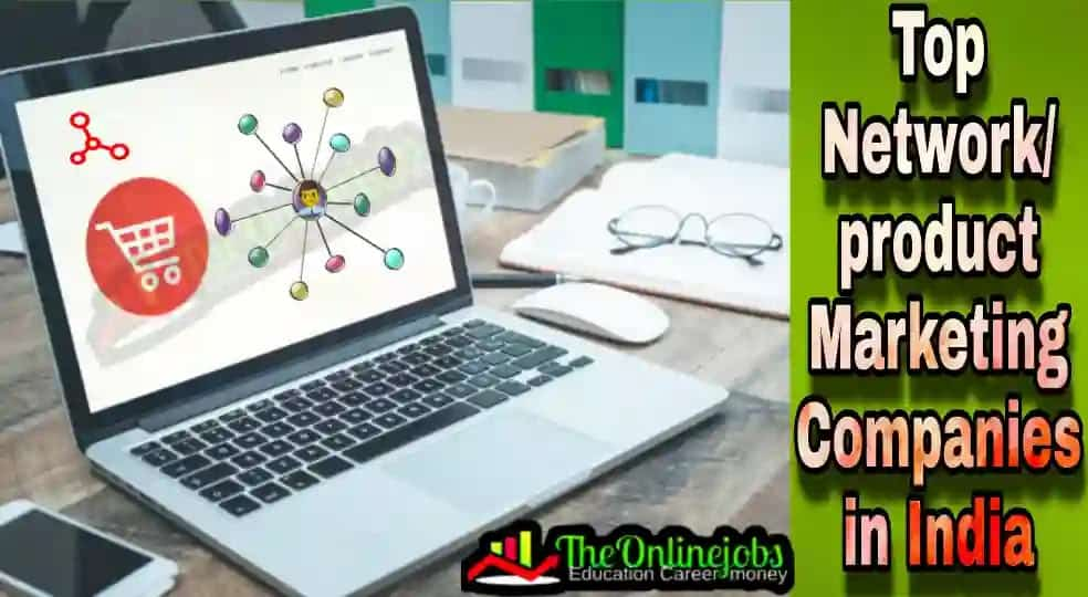 Top network marketing companies in india