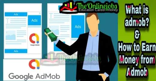 How to earn money from admob by google