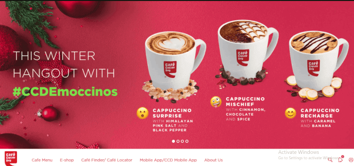 Café Coffee Day franchise