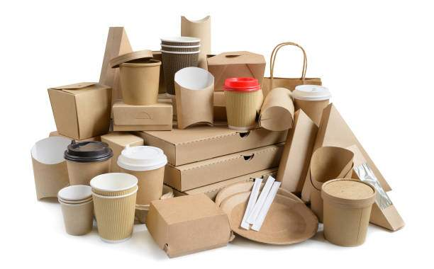 Disposable Plates, Cups & Crockery