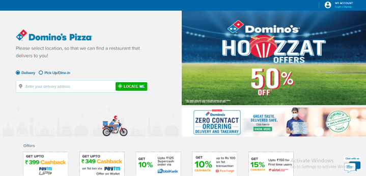 Domino's franchise