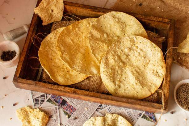 Papad manufacturing business