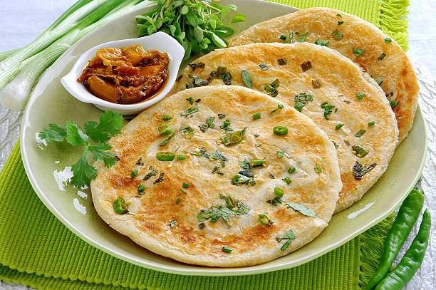 Readymade Chapati & Paratha making