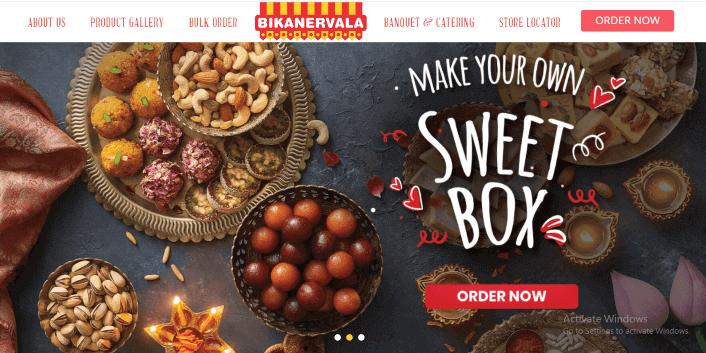 bikanerwala franchise