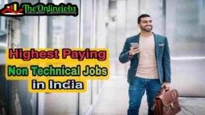 Non technical jobs