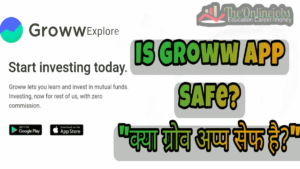 Is Groww app safe